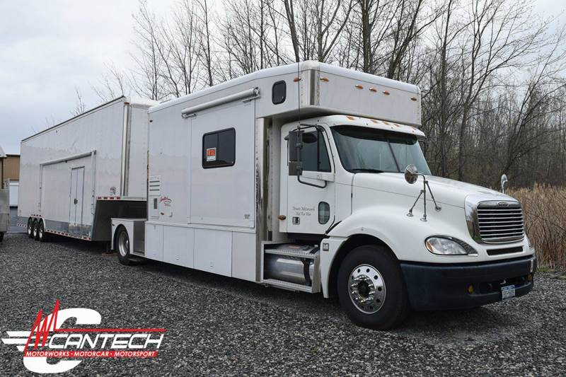 2002 Freightliner Columbia Toter Conversion