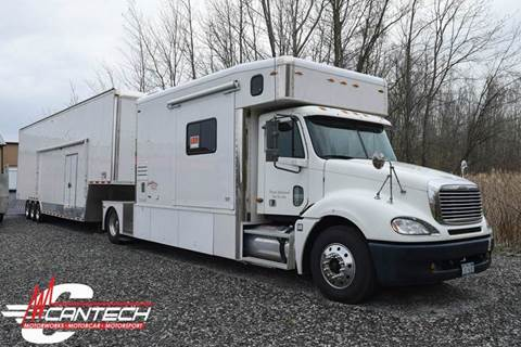 2002 Freightliner Columbia for sale at Cantech Automotive in North Syracuse NY