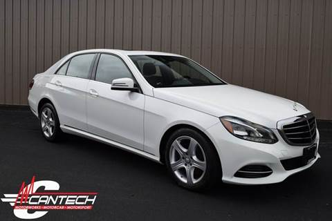 2014 Mercedes-Benz E-Class for sale at Cantech Automotive in North Syracuse NY
