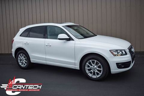 2012 Audi Q5 for sale at Cantech Automotive in North Syracuse NY