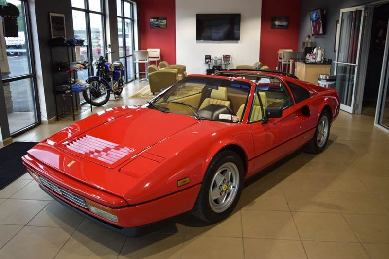 Cantech automotive: 1988 Ferrari 328 GTS 3.2L V8 Coupe