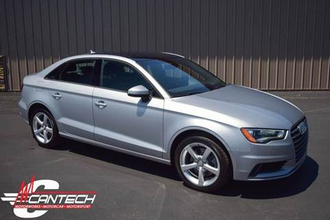 2015 Audi A3 for sale at Cantech Automotive in North Syracuse NY
