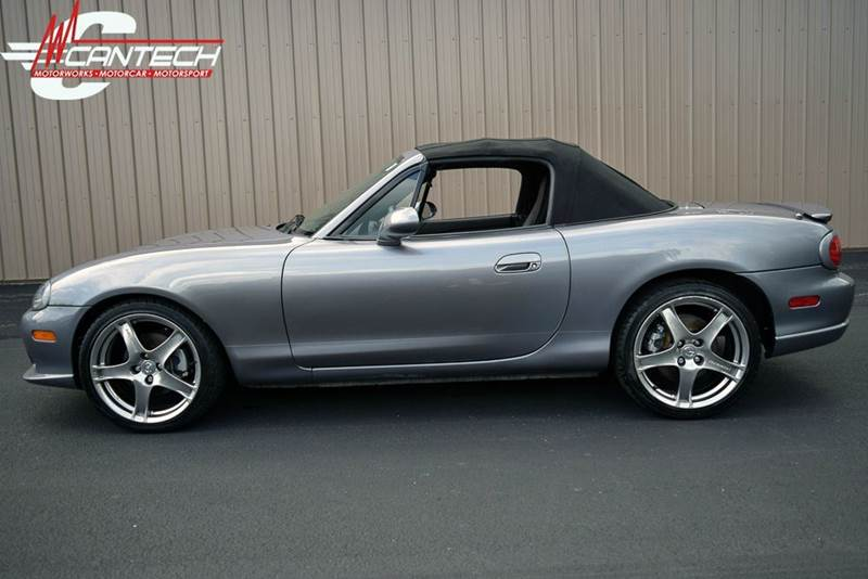 2005 Mazda MAZDASPEED MX-5 Grand Touring 2dr Roadster - North Syracuse NY