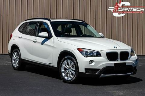 2014 BMW X1 for sale at Cantech Automotive in North Syracuse NY