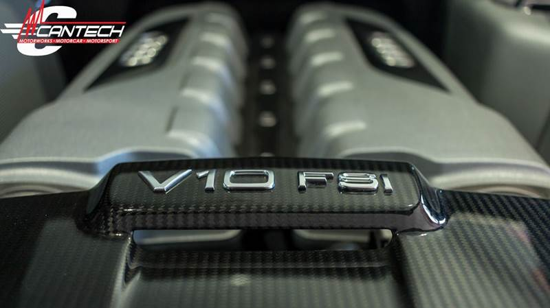 Cantech automotive: 2015 Audi R8 5.2L V10 Coupe