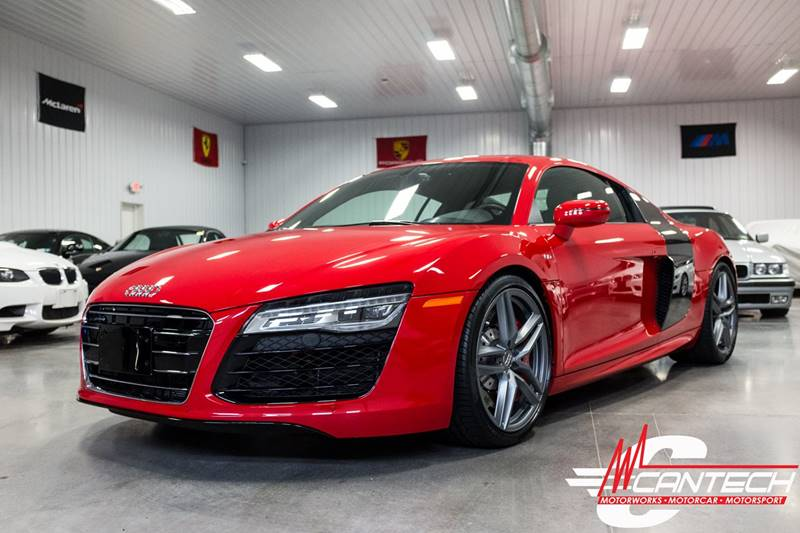 Audi R AWD Quattro Dr Coupe A In North Syracuse NY - Audi syracuse
