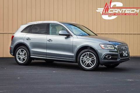 2013 Audi Q5 for sale at Cantech Automotive in North Syracuse NY