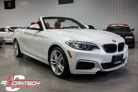 2015 BMW 2 Series for sale at Cantech Automotive in North Syracuse NY