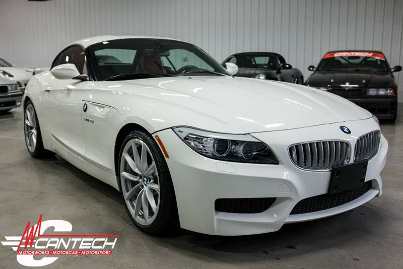2011 Bmw Z4 sDrive35i 2dr Convertible In North Syracuse NY - Cantech ...