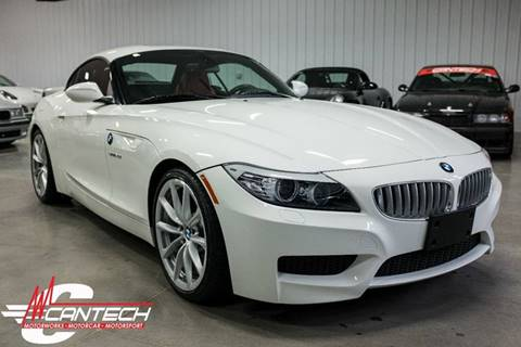 2011 BMW Z4 for sale at Cantech Automotive in North Syracuse NY