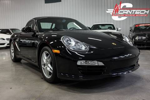 2011 Porsche Boxster for sale at Cantech Automotive in North Syracuse NY