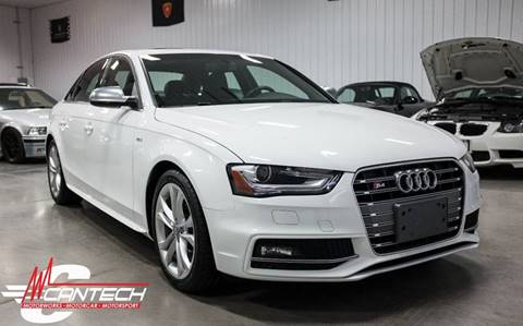2014 Audi S4 for sale at Cantech Automotive in North Syracuse NY