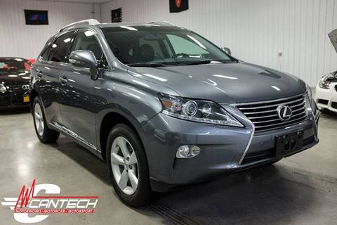2013 Lexus RX 350 for sale at Cantech Automotive in North Syracuse NY