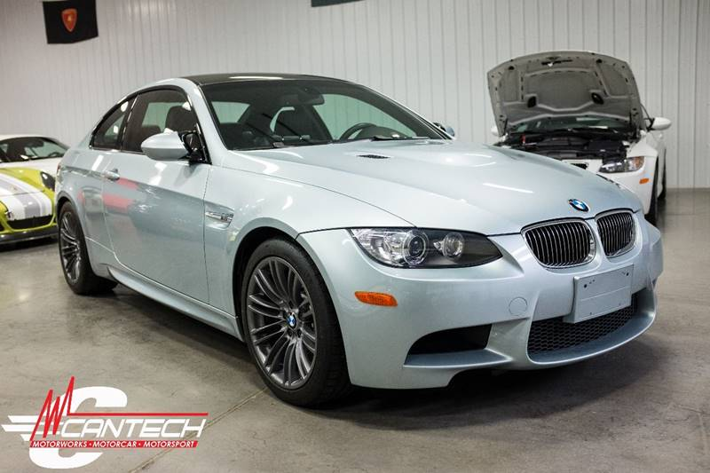 2009 BMW M3 Base 2dr Coupe