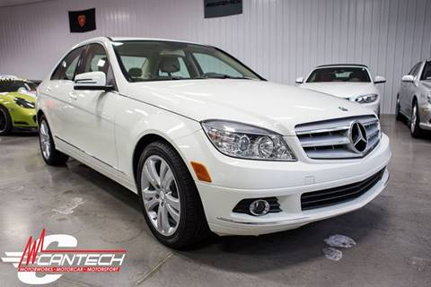 2011 Mercedes-Benz C-Class for sale at Cantech Automotive in North Syracuse NY