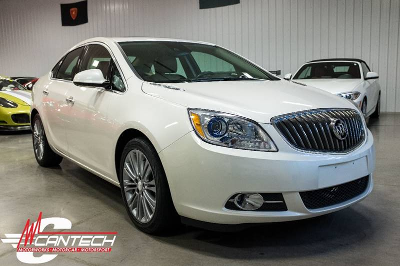 2014 Buick Verano Leather Group 4dr Sedan In North ...