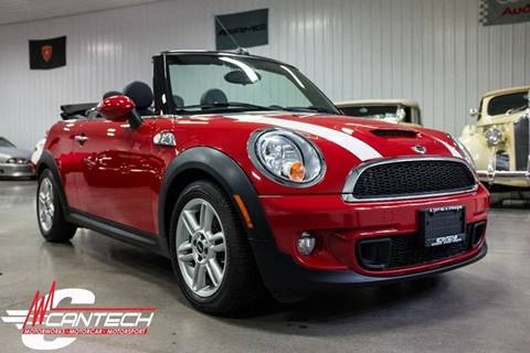 2014 MINI Convertible for sale at Cantech Automotive in North Syracuse NY