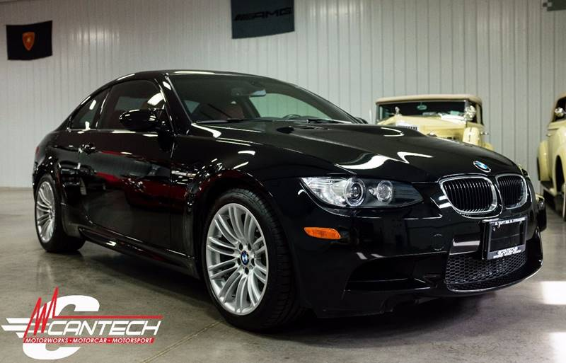2011 BMW M3 Base 2dr Coupe