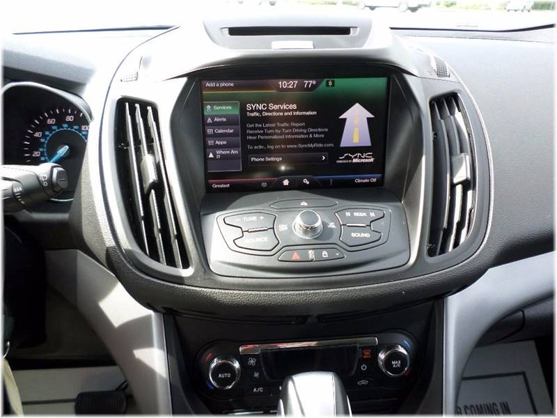 2015 Ford Escape for sale at SPOOR'S AUTO SALES INC. in La Porte IN