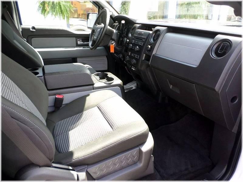 2014 Ford F-150 for sale at SPOOR'S AUTO SALES INC. in La Porte IN