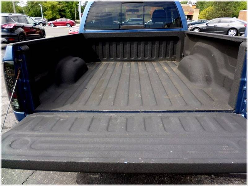 2005 Dodge Ram Pickup 1500 for sale at SPOOR'S AUTO SALES INC. in La Porte IN