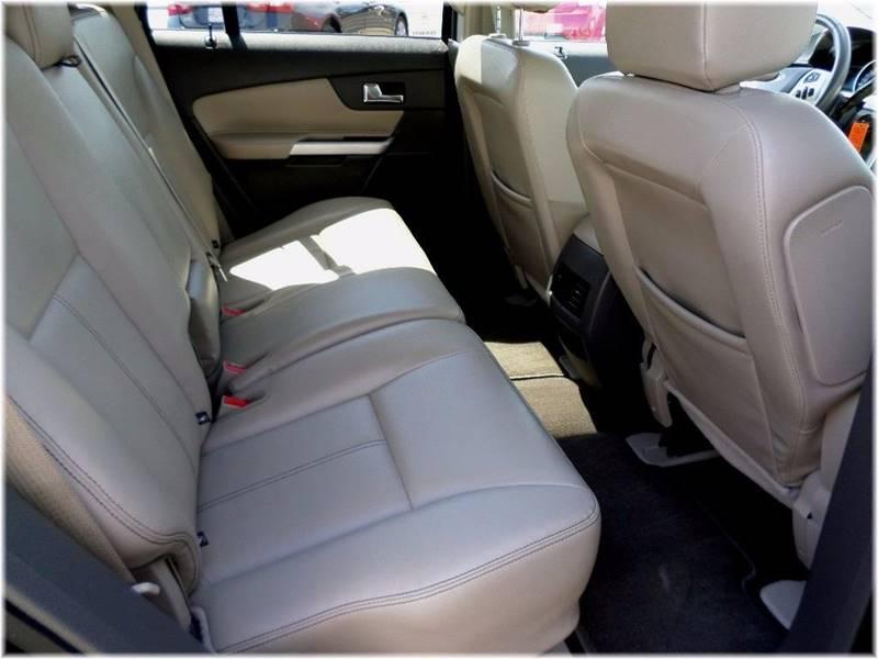 2014 Ford Edge for sale at SPOOR'S AUTO SALES INC. in La Porte IN