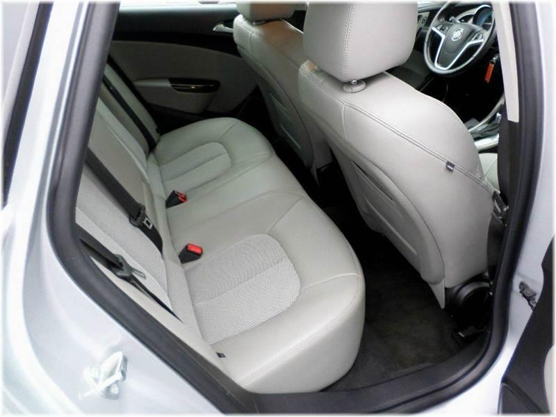 2014 Buick Verano for sale at SPOOR'S AUTO SALES INC. in La Porte IN