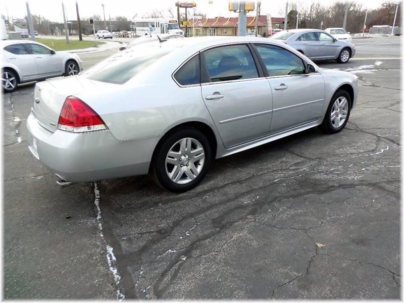 2014 Chevrolet Impala Limited for sale at SPOOR'S AUTO SALES INC. in La Porte IN