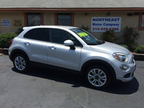 2016 FIAT 500X for sale in Universal City, TX