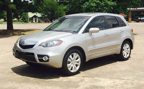 2012 Acura RDX for sale in Roland, OK