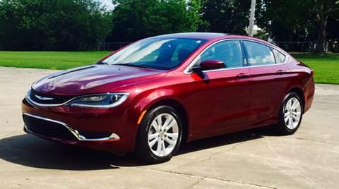 2016 Chrysler 200 for sale in Roland, OK