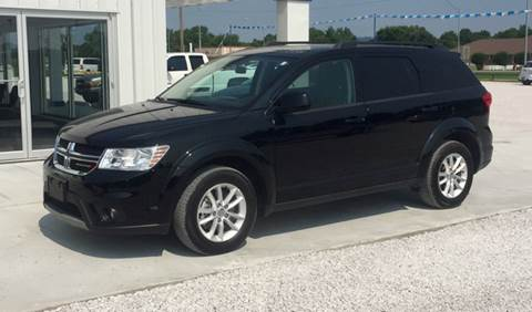 2017 Dodge Journey for sale in Roland, OK