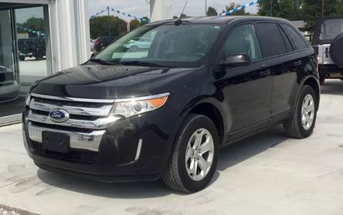 2014 Ford Edge for sale in Roland, OK