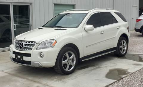2009 Mercedes-Benz M-Class for sale in Roland, OK