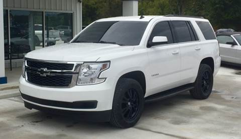 2015 Chevrolet Tahoe for sale in Roland, OK