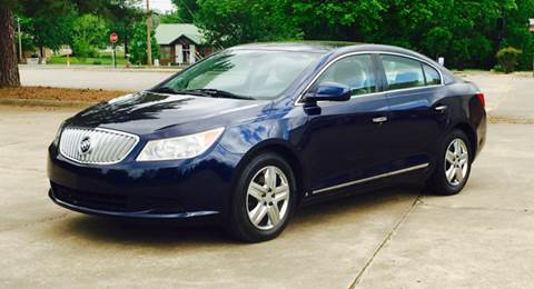 2010 Buick LaCrosse for sale in Roland, OK