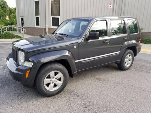2010 Jeep Liberty for sale in Laurel, MD