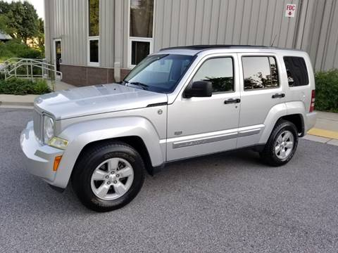2011 Jeep Liberty for sale in Laurel, MD