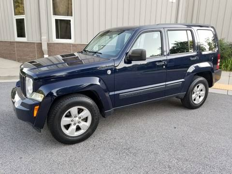 2012 Jeep Liberty for sale in Laurel, MD