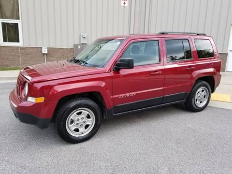 2015 Jeep Patriot for sale in Laurel, MD