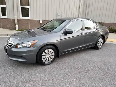 2012 Honda Accord for sale in Laurel, MD