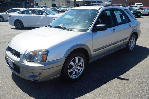 2005 Subaru Impreza for sale in Richlands VA