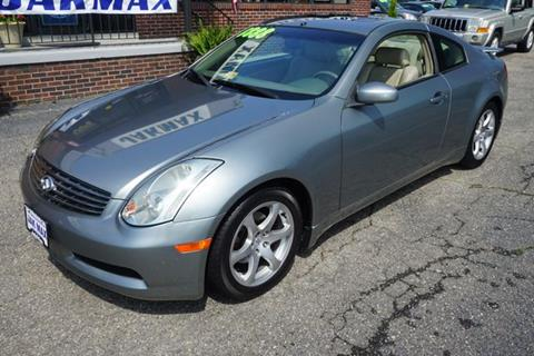 2003 Infiniti G35 for sale in Richlands VA