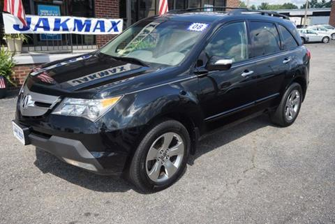 2008 Acura MDX for sale in Richlands, VA