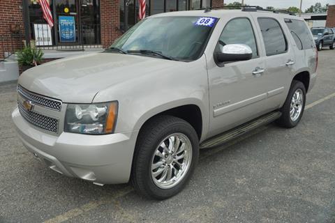 2008 Chevrolet Tahoe for sale in Richlands VA