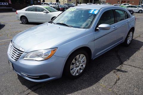 2014 Chrysler 200 for sale in Richlands VA