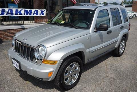 2005 Jeep Liberty for sale in Richlands, VA