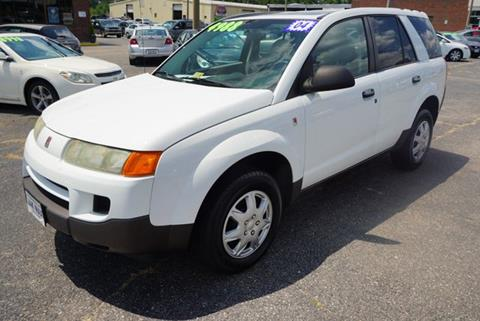2004 Saturn Vue for sale in Richlands, VA