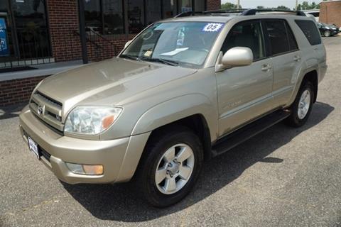 2005 Toyota 4Runner for sale in Richlands, VA