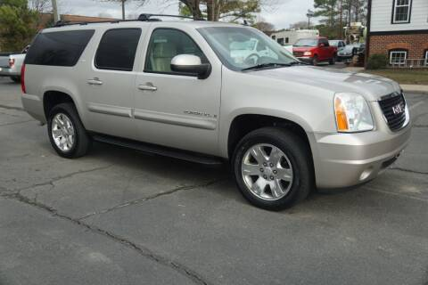 2008 GMC Yukon XL for sale at Auto Marketplace in Ashland VA